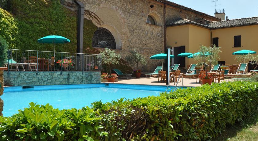 HOTEL SAN LINO piscina