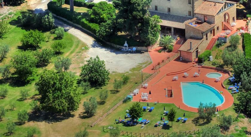 Hotel Residence Villa Rioddi – Volterra – Toscana