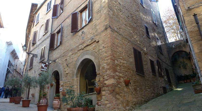 Hotel Volterra In esterno