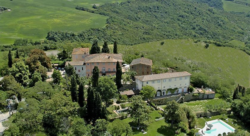 VILLA PALAGIONE Centro interculturale – Volterra – Toscana