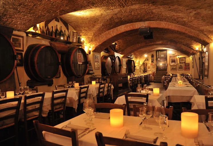 Osteria dei Poeti – Volterra – Toscana