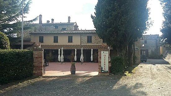 Ristorante Il Cipresso – Volterra – Toscana